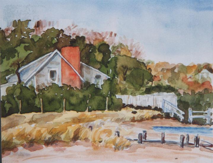 House on Bass River (SOLD)
