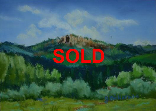 Bootjack Mountain (SOLD)