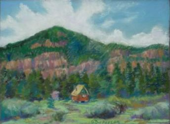 Mountain Cabin (SOLD)