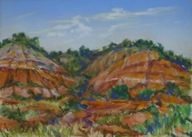 Palo Duro Canyon (SOLD)